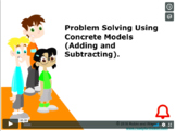 CANADA Math 4: Algebra: Problem Solving Using Models (+ an