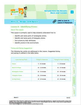 CANADA Math 4: FULL YEAR BUNDLE (Numbers, Algebra, Geometry, Statistics)