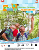 CANADA Math 4: Complete Year Bundle (Numbers, Algebra, Geo