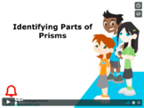 CANADA Math 4: Geometry: Identifying Parts of Prisms Conce