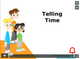 CANADA Math 4: Geometry: Telling Time Concept Capsule
