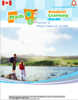 CANADA Math 4: Number Concepts: L2: Place Value to 10 000