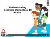 CANADA Math 4: Number Concepts:Understand Decimals using B