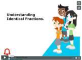 CANADA Math 4: Number Concepts:Understanding Identical Fra
