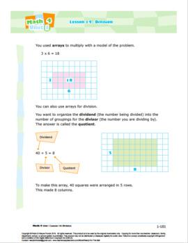 CANADA Math 4: Complete Unit Bundle: Number Concepts