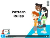 CANADA Math 5: Algebra: Pattern Rules Concept Capsule