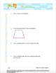 CANADA Math 5: Geometry: L9: Trapezoids Quiz