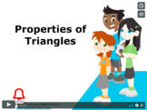 CANADA Math 5: Geometry: Properties of Triangles Concept Capsule