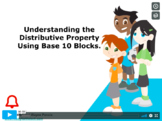 CANADA Math 5: Number Concepts: Understand Distributive Property Concept Capsule