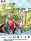 CANADA Math 6: FULL YEAR BUNDLE (Numbers, Algebra, Geometr
