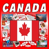 CANADA TEACHING RESOURCES GEOGRAPHY FRENCH LANGUAGE DIVERSITY LITERACY