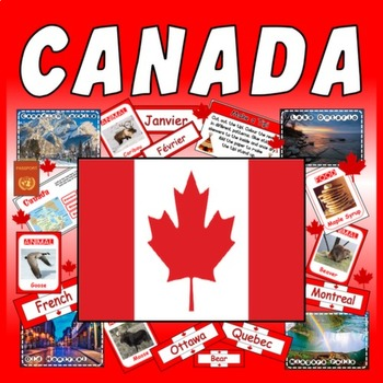 CANADA TEACHING RESOURCES GEOGRAPHY FRENCH LANGUAGE DIVERS