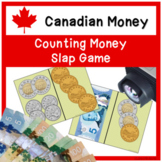 CANADIAN MONEY - More Than/Less Than Slap Game