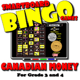 Canadian Money Bingo 4 - With Online Bingo Caller