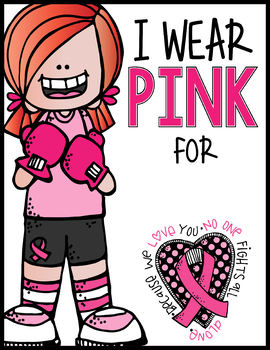 CANCER breast - Because we LOVE you no one FIGHTS alone -