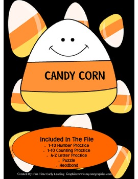CANDY CORN ACTIVITY
