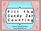 CANDY JAR COUNTING: FILL TEN OR TWENTY FRAME (COMMON CORE)