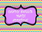 CANDY SWEETS MATH ADDITION