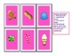 CANDY LAND PICTURE CARDS for SUBJECTIVE PRONOUN & SUBJECT