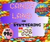 CANDY LAND for STUTTERING! BOOM Cards