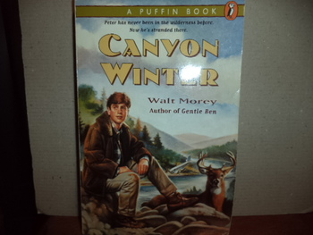 Canyon Winter ISBN 0-14-036856-6