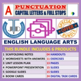 CAPITALIZATION AND PERIODS BUNDLE