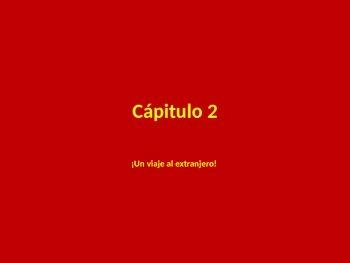 CAPITULO 2: un viaje al extranjero ven conmigo