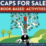 CAPS FOR SALE Activities Worksheets and Interactive Read A