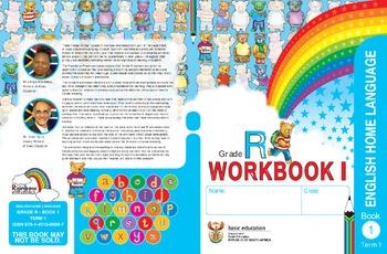 CAPS Grade R workbook term 1