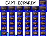 CAPT Jeopardy Game