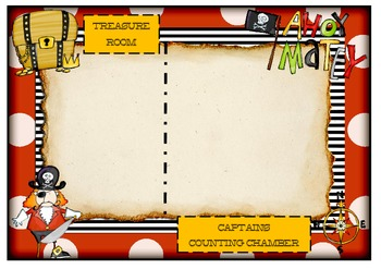 CAPTAINS COUNTING GAME