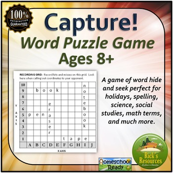 Word Game - Vocabulary