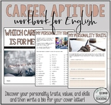 CAREER APTITUDE WORK BOOK FOR MIDDLE SCHOOL ENGLISH/ELA