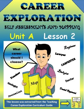 CAREER EXPLORATION JOB SEARCHING Unit A   Lesson 2