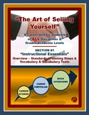 "CAREERS & JOB SKILLS - ""Art of Selling Yourself"" Sect. 1 - Instructional Tools"