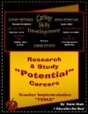 CAREER READINESS STUDY - STAGE #1 - 2nd Ed Careers & Job H