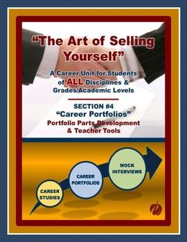 "CAREERS & JOB SKILLS - ""Art of Selling Yourself"" Sect. 4 - Career Portfolios # 2"
