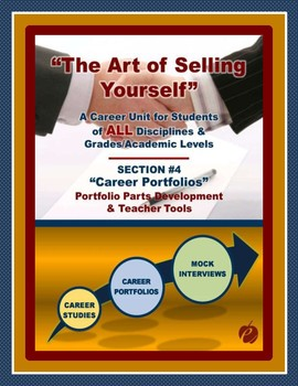 """CAREERS & JOB SKILLS - """"Art of Selling Yourself"""" Sect. 4 -"""