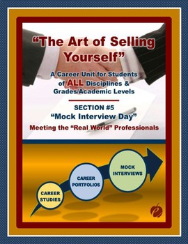 """CAREERS & JOB SKILLS - """"Art of Selling Yourself"""" – Sect. 5 - Mock Interviews"""