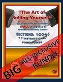 CAREERS & JOB SKILLS (BIG BUNDLE) – The Art of Selling Yourself (All Parts+PPTS)