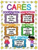 CARES Poster Freebie Inspired by Responsive Classroom