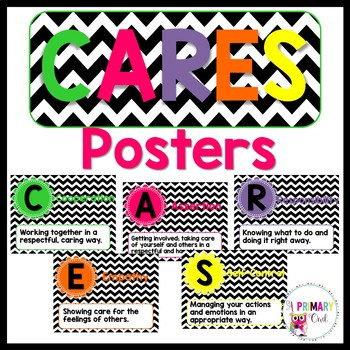 CARES Posters