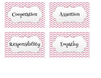 CARES Responsive Classroom Bundle Small