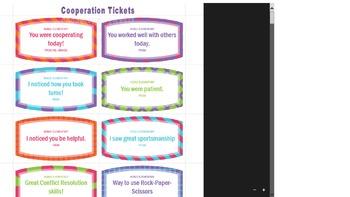 CARES Tickets for Classroom Teachers