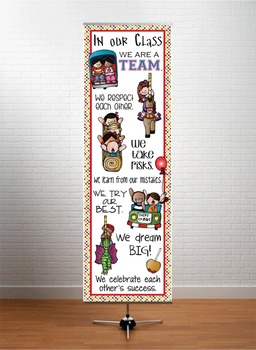CARNIVAL - Classroom Decor: X-LARGE BANNER, In Our Class...
