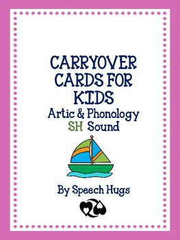 CARRYOVER CARDS FOR KIDS: SH
