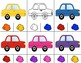 CARS Color Match Clip It {A Beginning Work Task)
