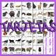 Bundle!¡Paquetón! CARTELES y TARJETAS (8) Hábitats de Animales en ESPAÑOL Gr.1-3
