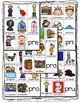 CARTELES y TARJETAS de sílabas trabadas CONSONANT BLENDS en palabras con PR