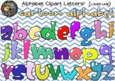 CARTOON ALPHABET (Lower Case Letters)